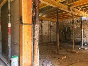Im langen Loh 251, Aufbau, Boden Erdgeschoss
