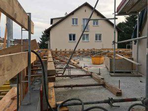 Flachdach Anbau «Im langen Loh/Erstfeldstrasse»
