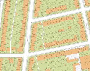 Bild: Auszug aus «Geoportal» Basel-Stadt 2020 Baufortschritt