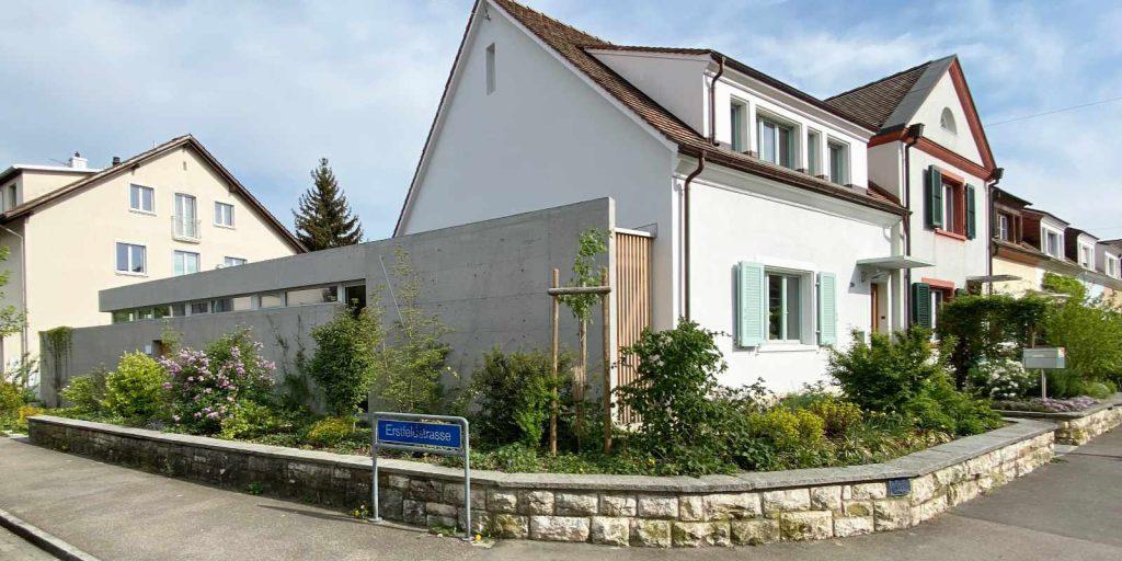 Eckhaus, Im langen Loh 251 Besichtigung