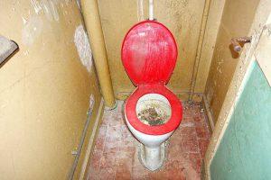 Toilette, Klo, WC Juli 2016