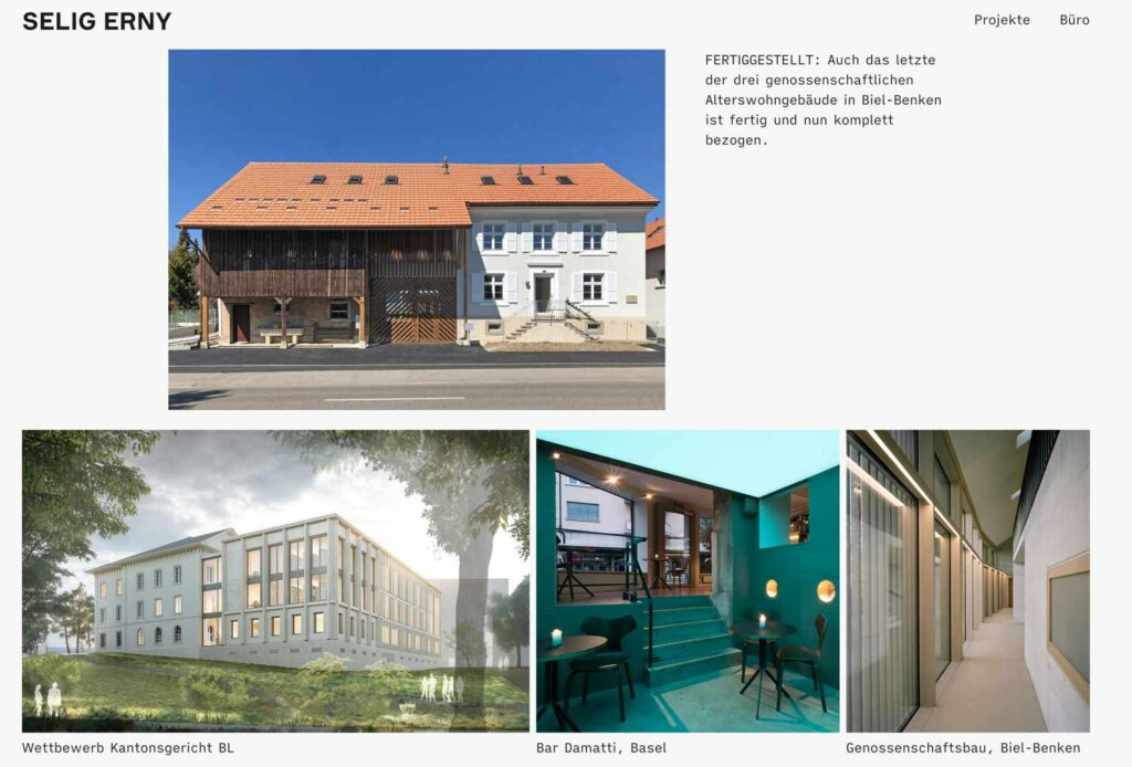 Architekturbüro Selig Erny
