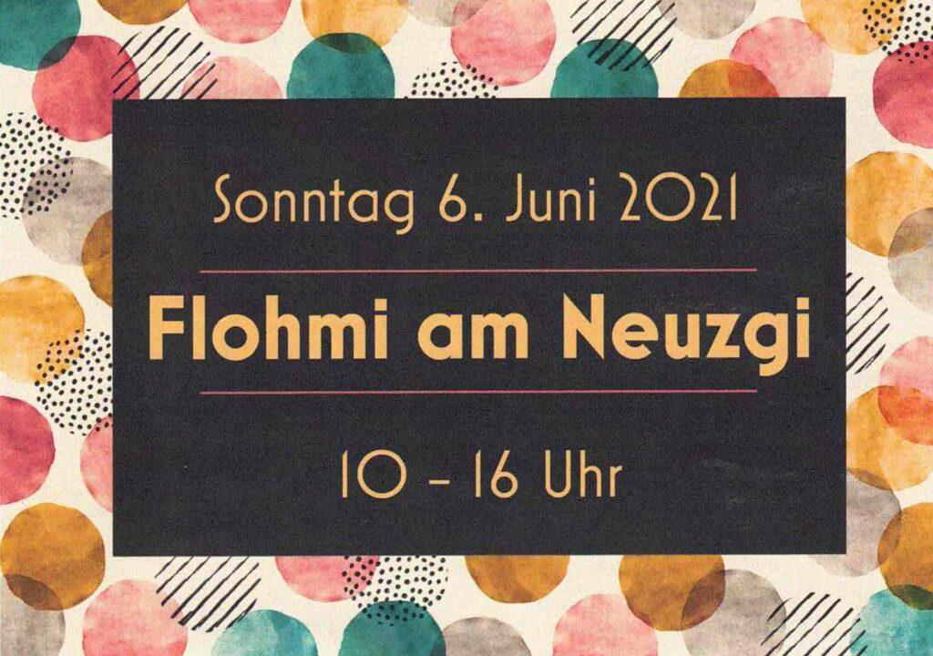Flohmarkt Neubad Basel